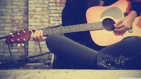 playing_guitar_on_the_street-wallpaper-1366x768