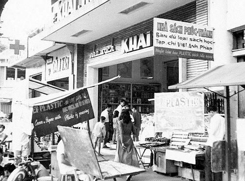 Nhà sách Khai Trí - trước 1975 - Sài Gòn