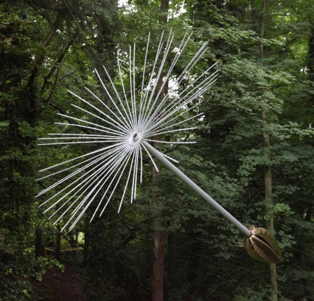 The-Sculpture-Park-Dandelion-Seed